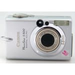 Canon s500 front