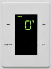 Frigidaire FFFH21F6QW Controls