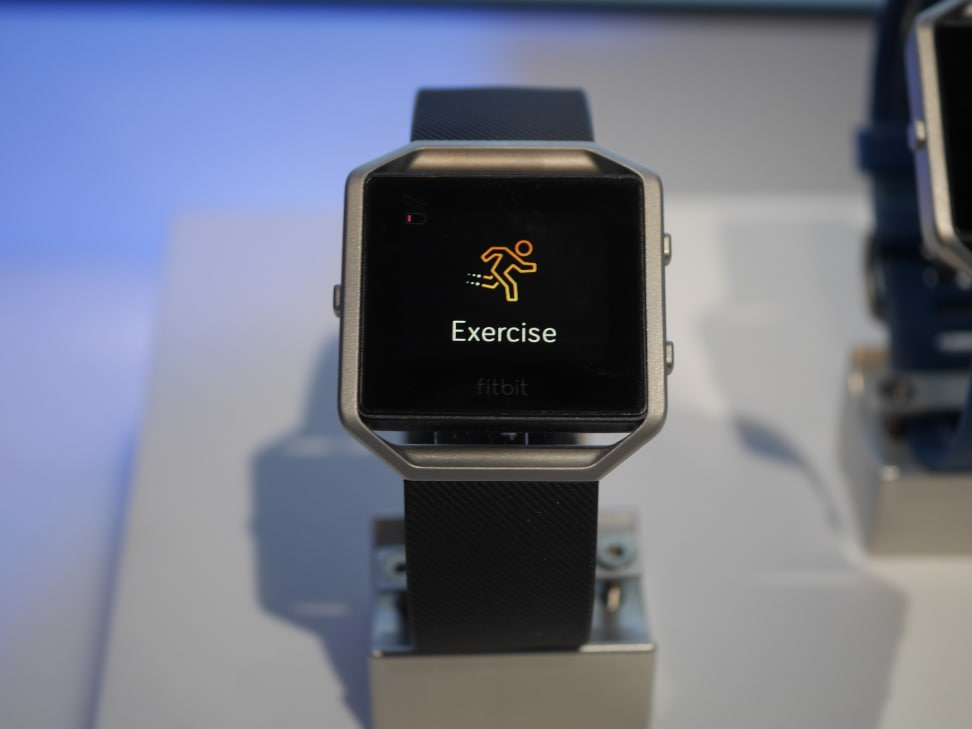 Fitbit Blaze First Impressions Review - Reviewed Wearables