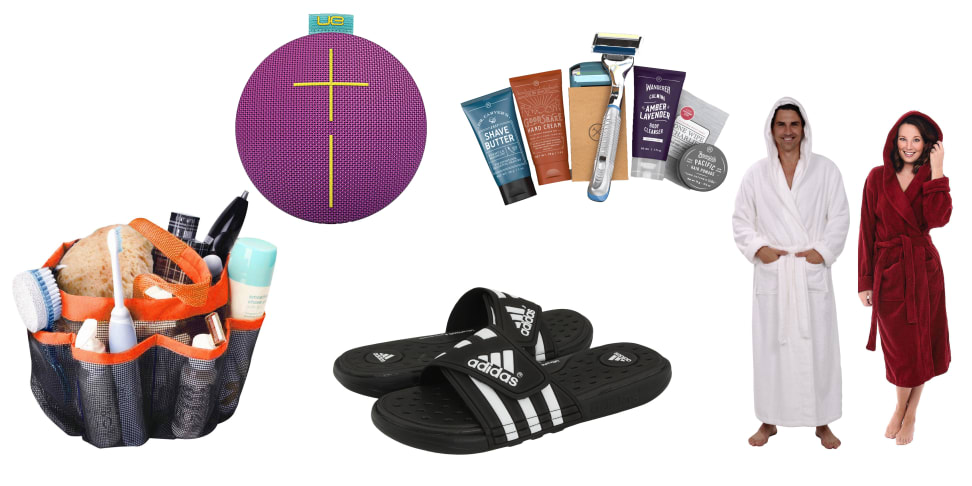 13 shower essentials every student needs to survive the dorm