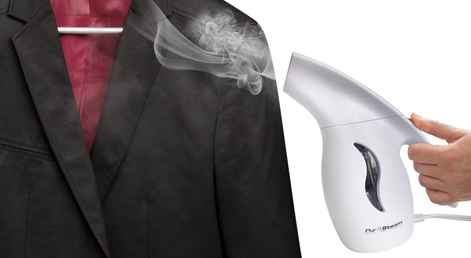 PurSteam Portable Garment Steamer