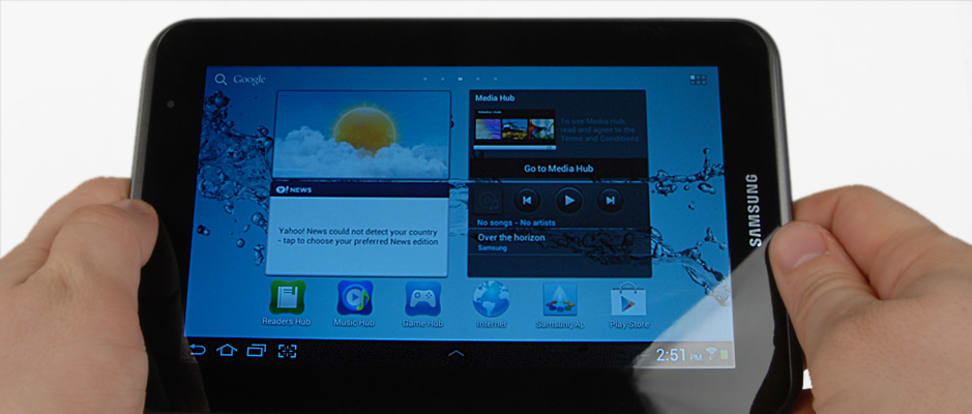 Product Image - Samsung Galaxy Tab 2 7.0