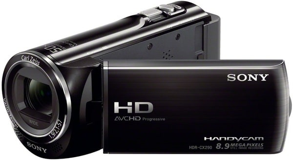Product Image - Sony  Handycam HDR-CX290