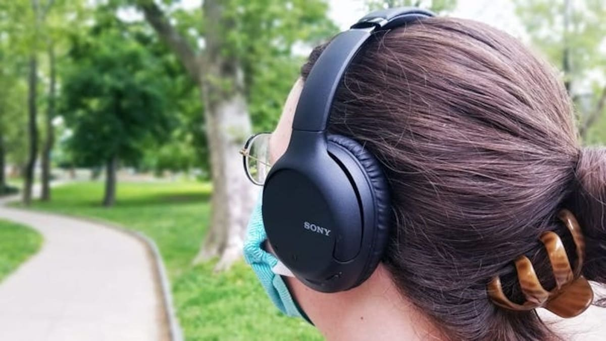 These noise-canceling Sony headphones are some of the best around—and more than half off