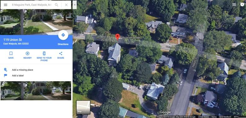 3. Google Maps 3D
