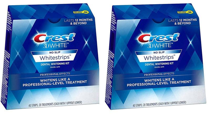 Crest 3D Whitestrips Professional Teeth Whitening Kit