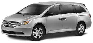 Product Image - 2012 Honda Odyssey LX