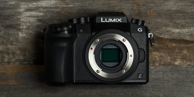 Panasonic Lumix G7 Sensor