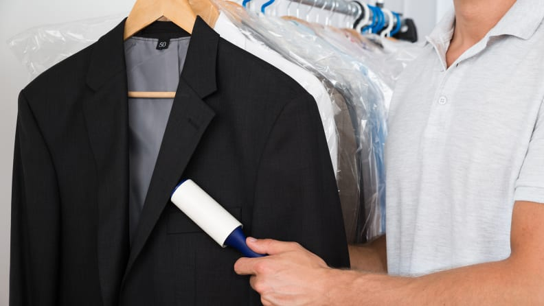 Dry Cleaning Jackets