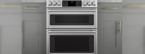 Double oven range hero2