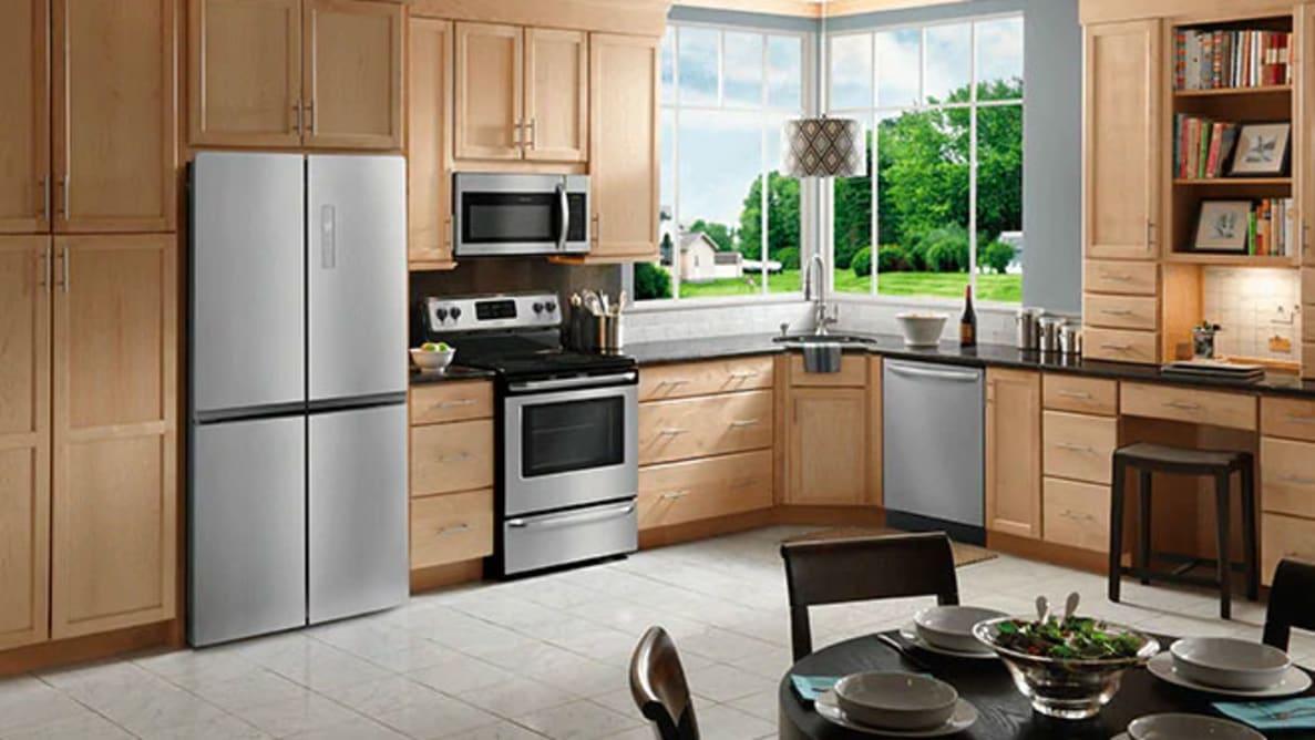 Frigidaire FFBN1721TV French door refrigerator review