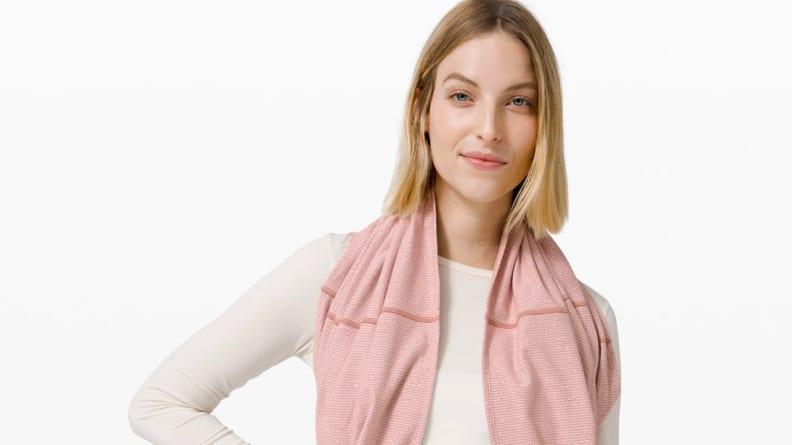 Lulu Lemon scarf