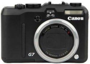 Product Image - Canon PowerShot G7