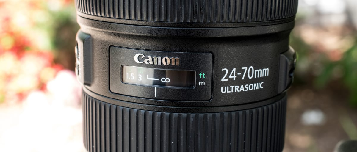 Canon EF 24-70mm f/2.8L II USM Lens Review