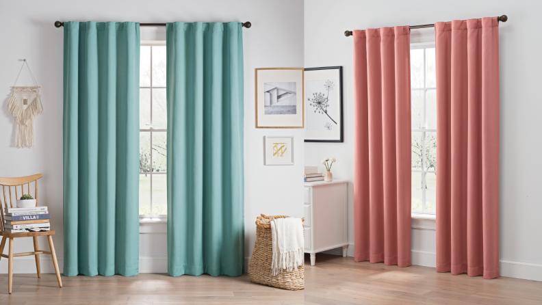 Walmart curtains
