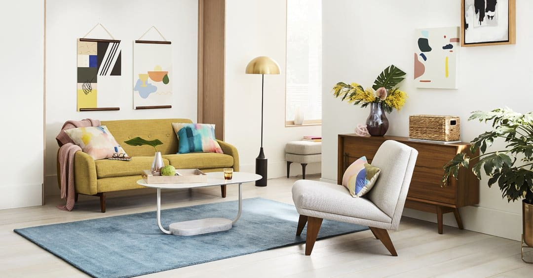 This is the hottest living room trend of 2019