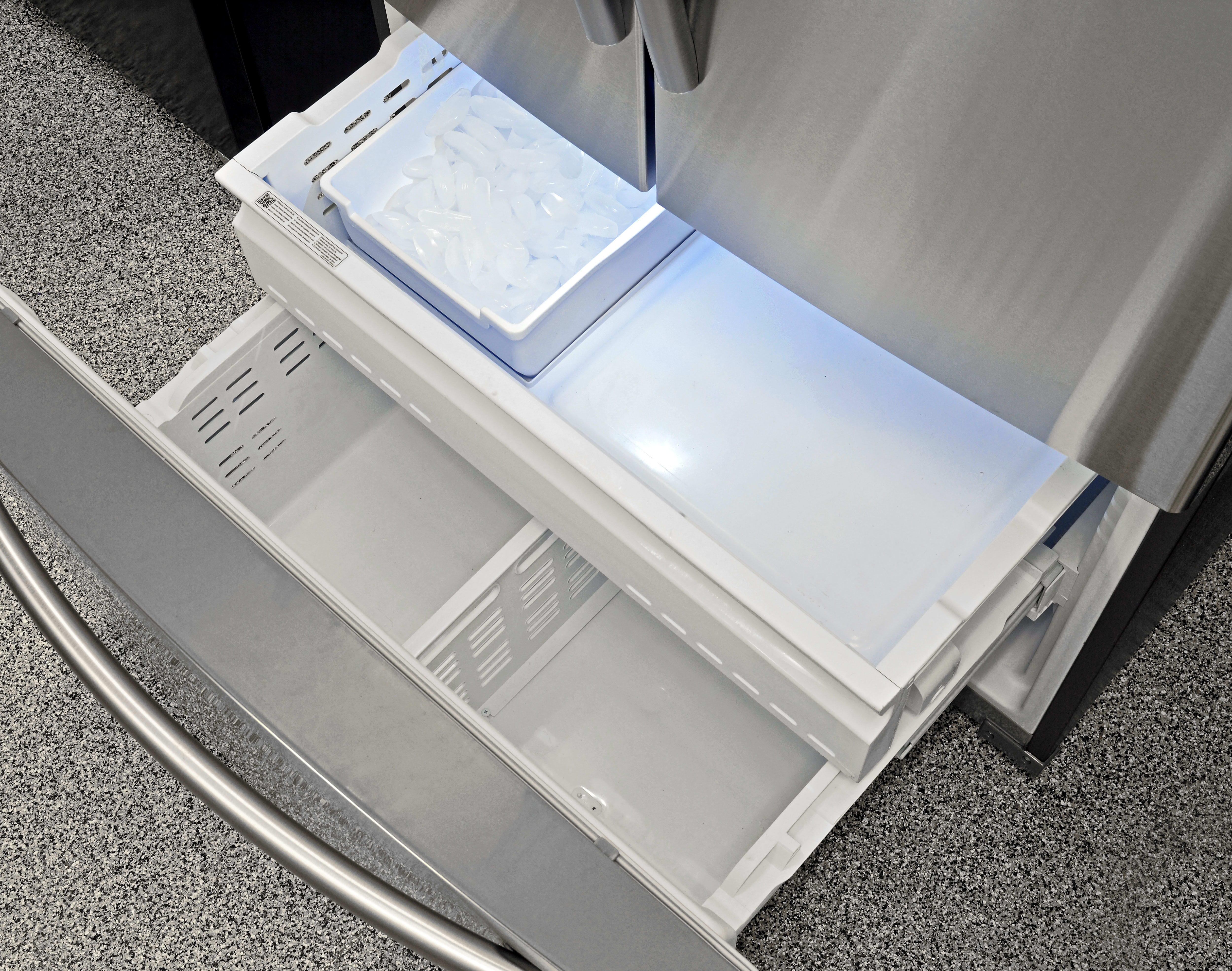 Samsung RF260BEAESR French Door Refrigerator Review - Reviewed