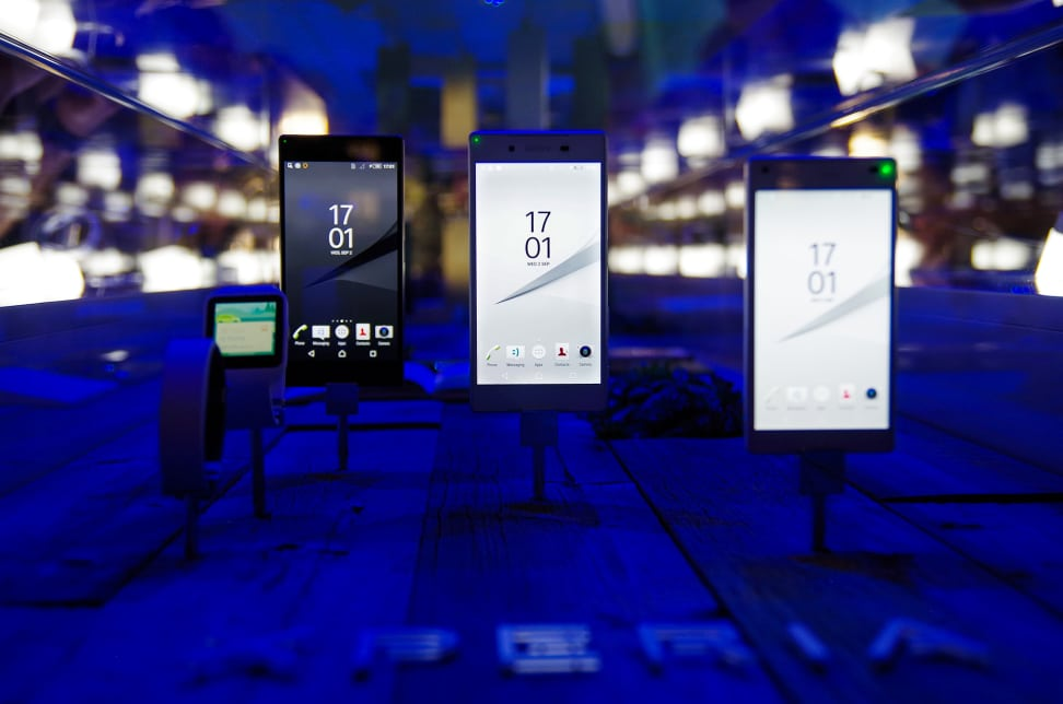 Sony Xperia Z5 – Family Portrait