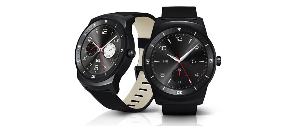 LG's G Watch R