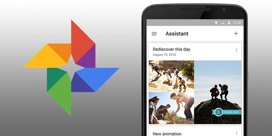 The Google Photos Assistant helps you to navigate your pictures from years previous