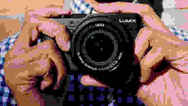 Best tech gifts of 2018: Panasonic Lumix LX100