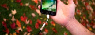 Apple iphone 7 plus headphone dongle