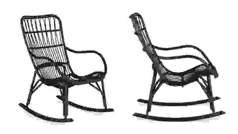 Article Outdoor Rocking Chair