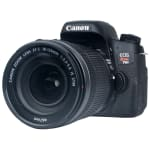 Canon rebel t6s vanity