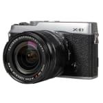 Fujifilm x e1 review vanity