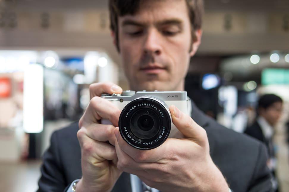 Fujifilm X-A2 – New Kit Lens