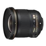 Nikon af s nikkor 20mm f:1.8g ed
