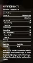 Just Mayo Nutrition Facts [Hampton Creek]