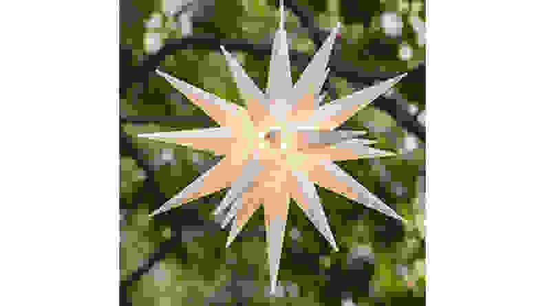 Elf Logic Moravian Star