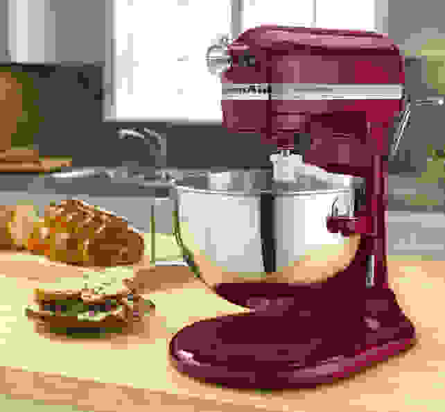 KitchenAid KV25G0XER in Empire Red