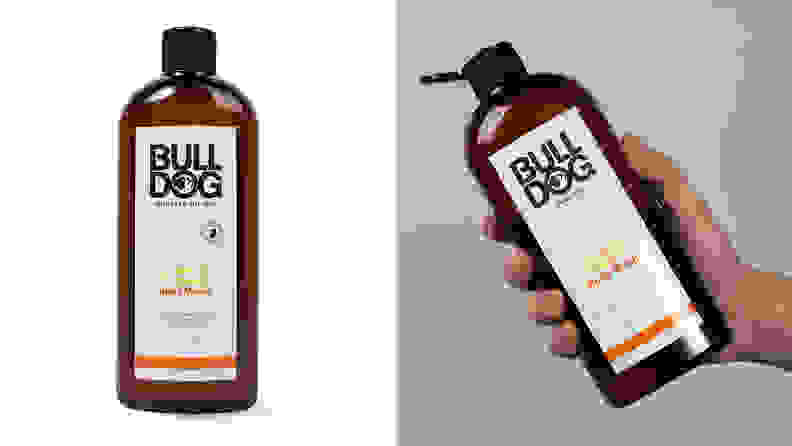 Bulldog Lemon and Bergamot Body Wash