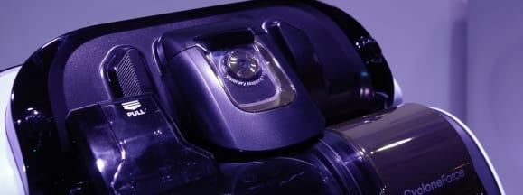 Samsung powerbot vacuum hero