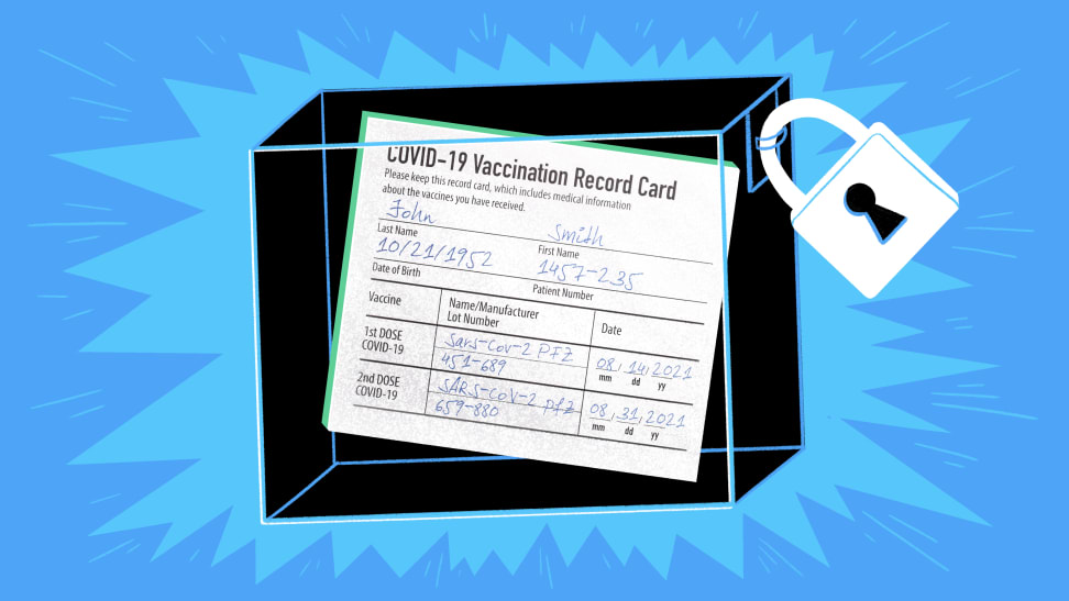 There are a number of ways to keep your COVID-19 vaccination record safe, according to document preservationists.
