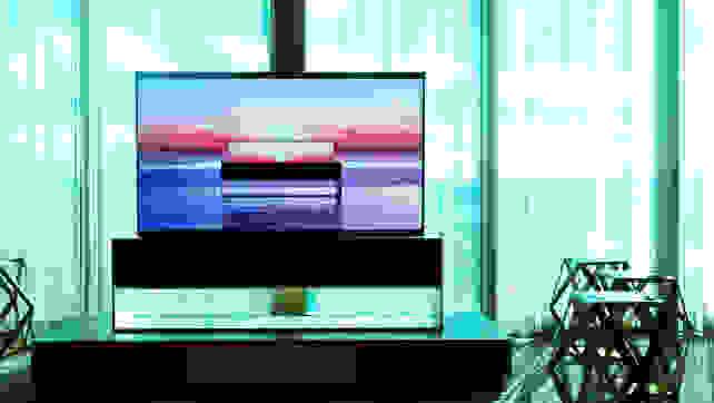 LG Signature TV R9 OLED