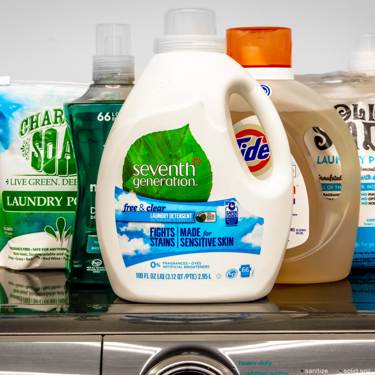 The Best Eco-Friendly Laundry Detergents of 2019 - Reviewed Home