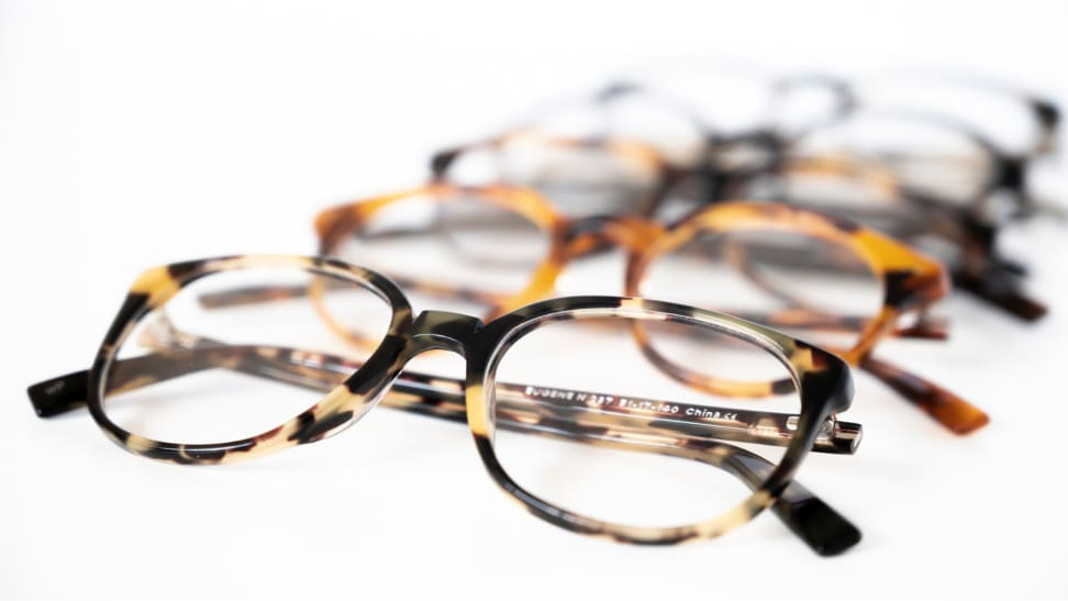 Glasses from Warby Parker