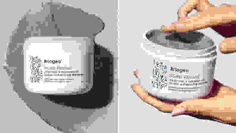 Briogeo Scalp Revival Charcoal + Coconut Oil Micro-exfoliating Scalp Scrub Shampoo
