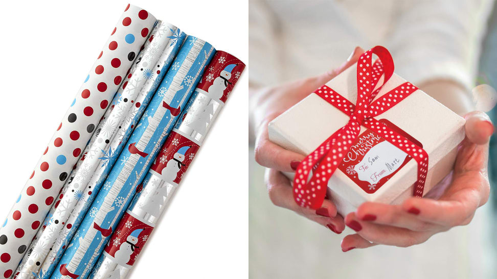 wrapping hero