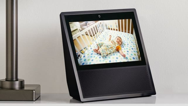 Video Camera Amazon Echo Show