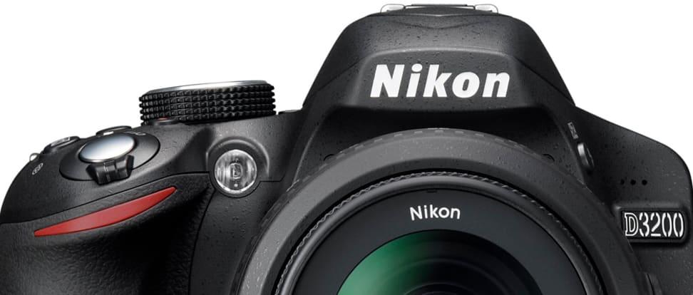 Product Image - Nikon D3200