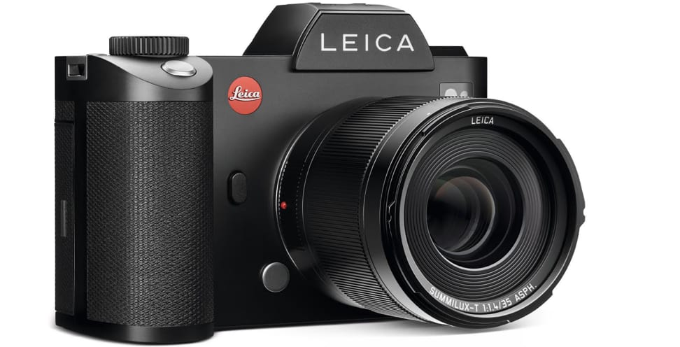 Leica SL hero