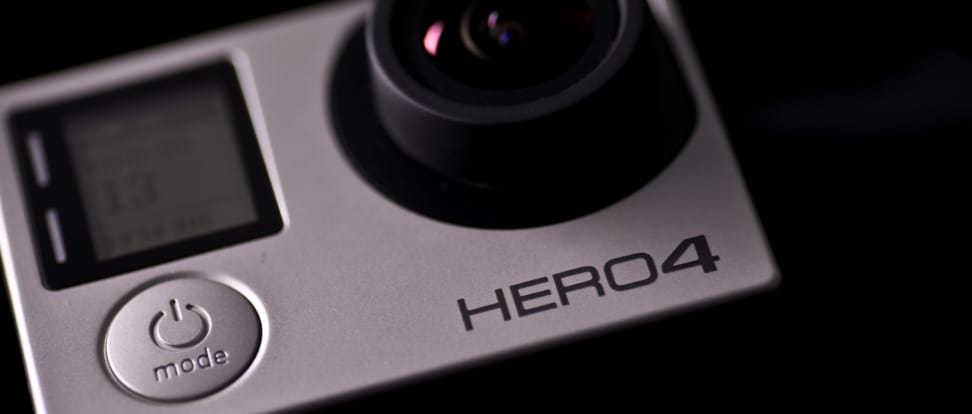 Product Image - GoPro Hero4 Silver