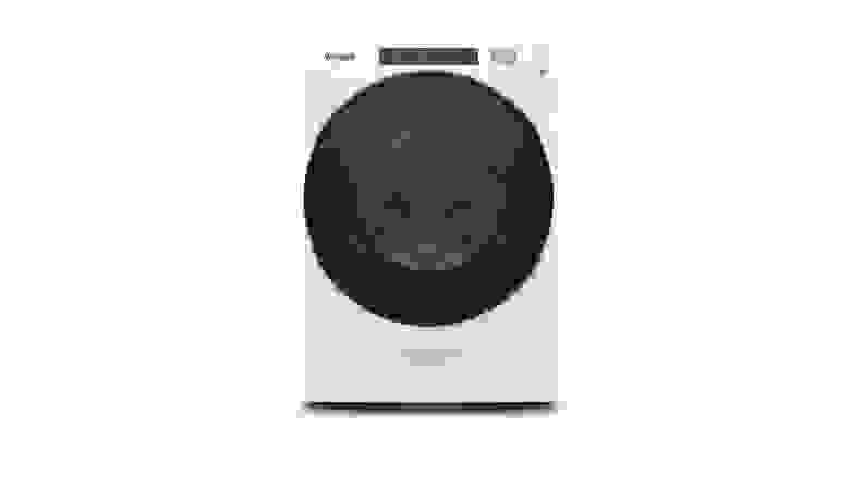 The Whirlpool WFW6620HW on a white background.