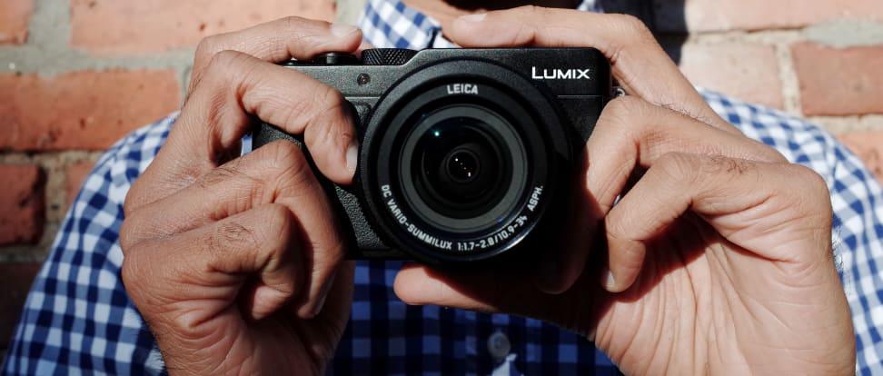 Product Image - Panasonic Lumix DMC-LX100