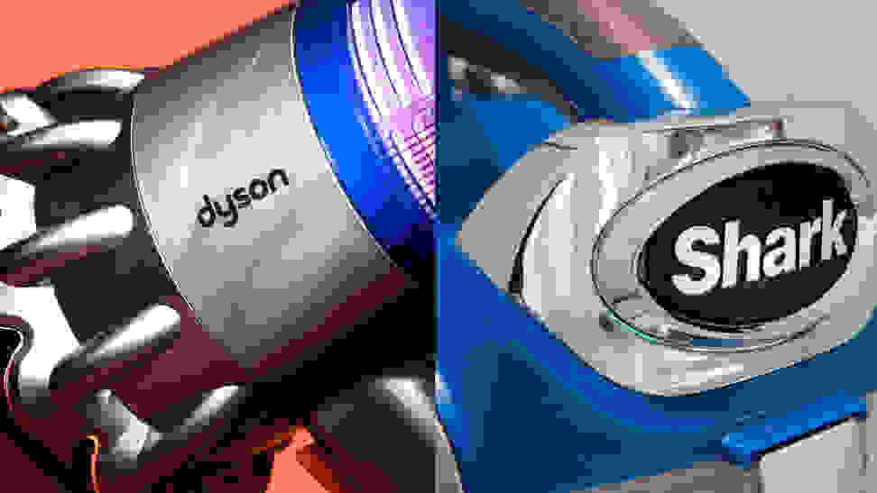 Shark and Dyson have two different philosophies when it comes to making vacuums.