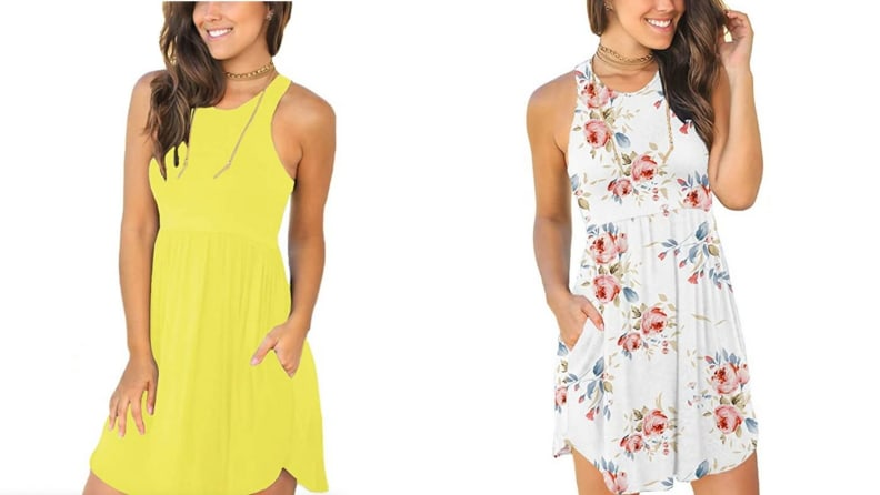 amazon sun dress